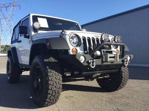 2012 Jeep Wrangler for sale in Murfreesboro, TN