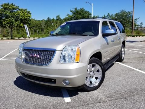 2013 GMC Yukon XL for sale in Jacksonville, FL