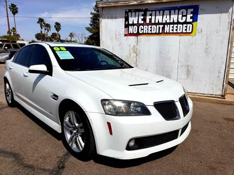 2008 Pontiac G8 for sale in Casa Grande, AZ