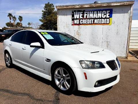 2008 Pontiac G8 for sale in Casa Grande, AZ