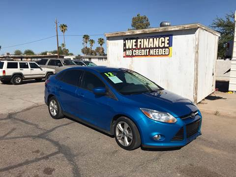 2012 Ford Focus for sale in Casa Grande, AZ