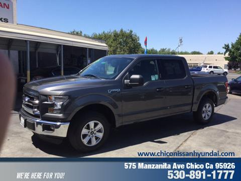 2015 Ford F-150 for sale in Chico, CA
