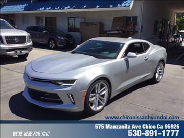 2016 Chevrolet Camaro for sale in Chico, CA