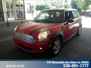 2009 MINI Cooper Clubman for sale in Chico, CA
