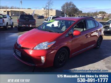 2012 Toyota Prius for sale in Chico, CA