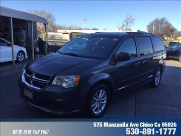 2016 Dodge Grand Caravan for sale in Chico, CA