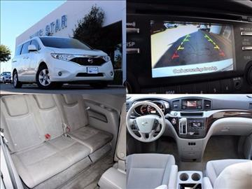 2014 Nissan Quest for sale in Lewisville, TX