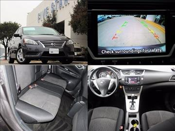 2015 Nissan Sentra for sale in Lewisville, TX