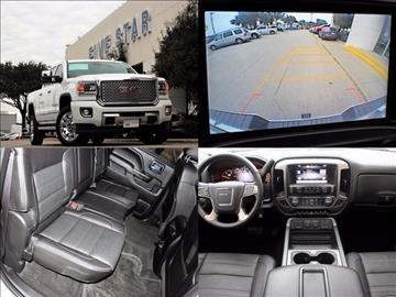 2015 GMC Sierra 2500HD for sale in Lewisville, TX