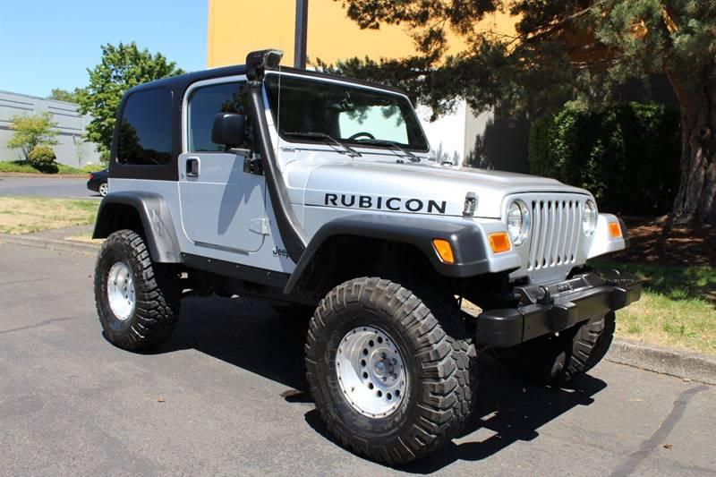 05 jeep wrangler rubicon