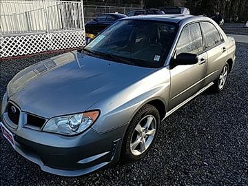 2007 Subaru Impreza for sale in Arlington, WA