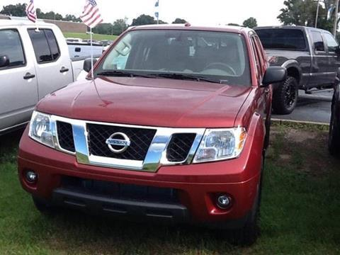 2017 Nissan Frontier for sale in Martin, TN