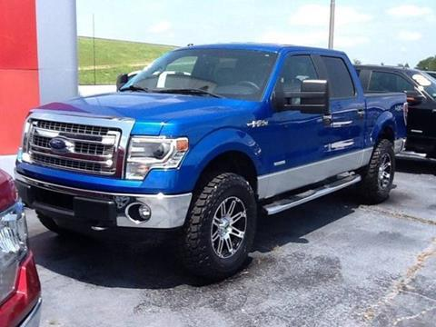2014 Ford F-150 for sale in Martin, TN