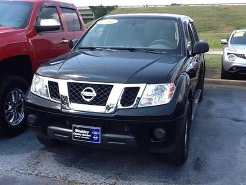 2012 Nissan Frontier for sale in Martin, TN