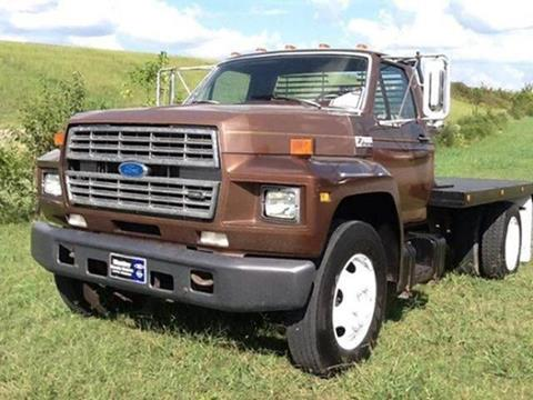 Ford f 700 for sale for Weakley county motors martin tn