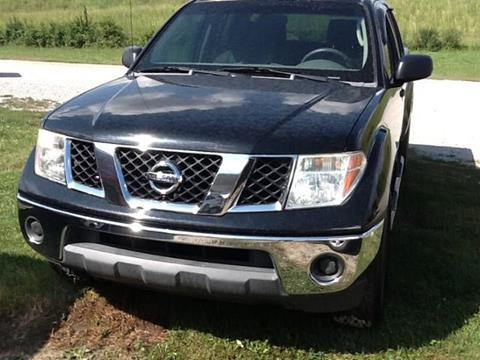 2005 Nissan Frontier for sale in Martin, TN
