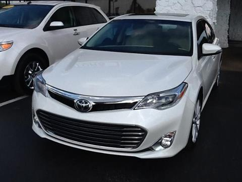 2014 Toyota Avalon for sale in Martin, TN
