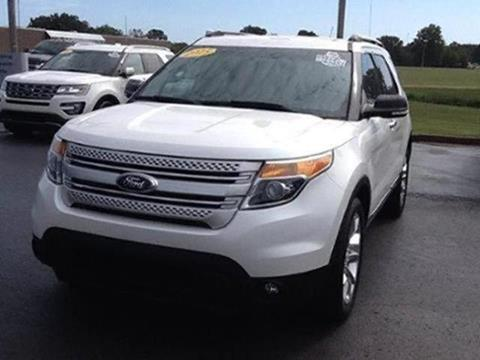 2015 Ford Explorer for sale in Martin, TN