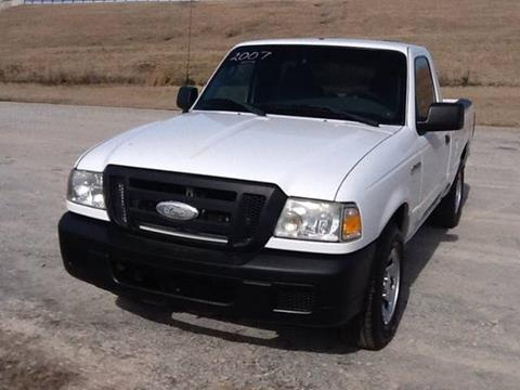 2007 ford ranger for sale for Weakley county motors martin tn