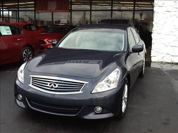 2011 Infiniti G25 Sedan for sale in Martin, TN