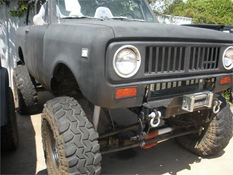 1974 International Scout II for sale in Broken Arrow, OK