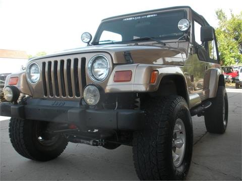 1999 Jeep Wrangler For Sale