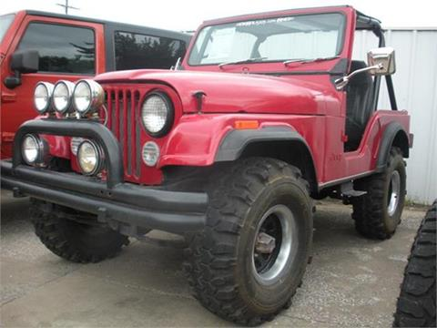 1980 Jeep CJ-5 for sale in Broken Arrow, OK