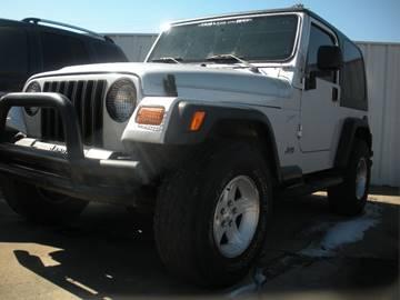 2003 Jeep Wrangler for sale in Broken Arrow, OK