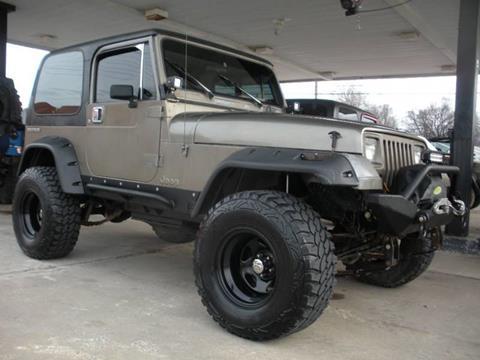 1988 Jeep Wrangler for sale in Broken Arrow, OK