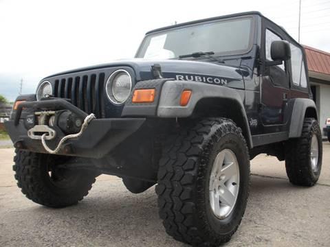 2005 Jeep Wrangler for sale in Broken Arrow, OK