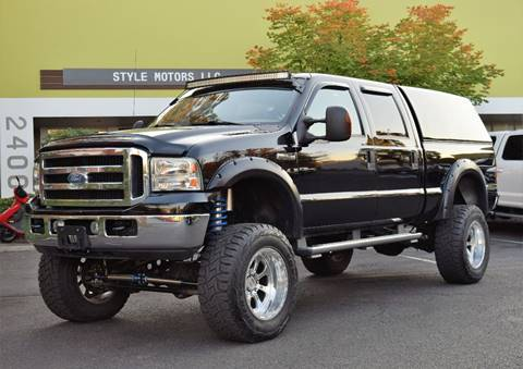 2006 Ford F-350 Super Duty for sale in Portland, OR