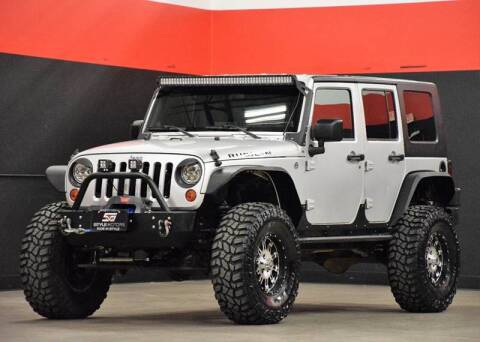 2009 Jeep Wrangler Unlimited for sale at Style Motors LLC in Hillsboro OR