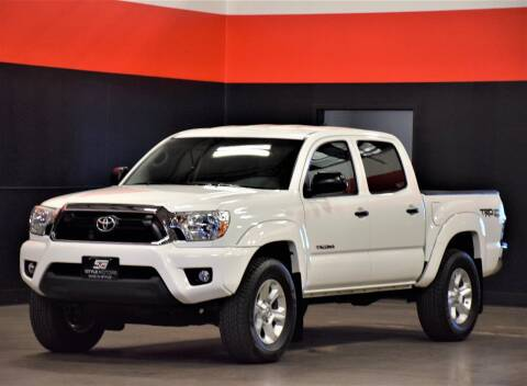 2014 Toyota Tacoma for sale at Style Motors LLC in Hillsboro OR