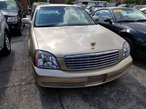 2006 Cadillac DTS for sale in Chicago, IL