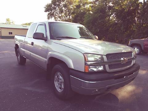 2004 Chevrolet Silverado 1500 for sale in West Harrison, IN