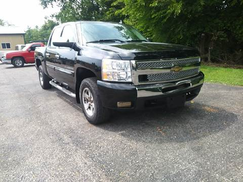 2009 Chevrolet Silverado 1500 for sale in West Harrison, IN