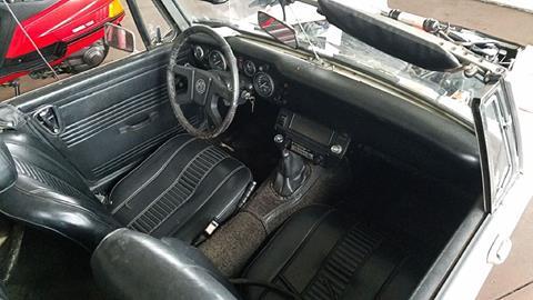 1979 MG Midget for sale in West Harrison, IN