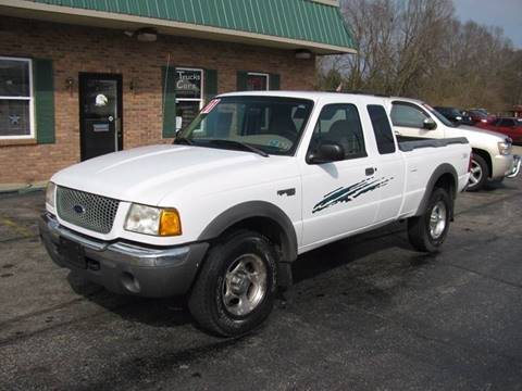 2001 Ford Ranger for sale in West Harrison, IN
