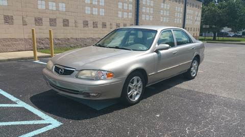 2002 Mazda 626 for sale in Norfolk, VA