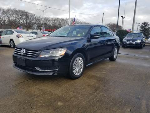 2015 Volkswagen Passat for sale at A-1 Motors in Virginia Beach VA