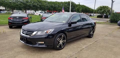 2015 Honda Accord for sale at A-1 Motors in Virginia Beach VA