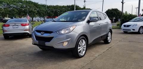 2012 Hyundai Tucson for sale at A-1 Motors in Virginia Beach VA