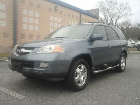2005 Acura MDX for sale in Norfolk, VA