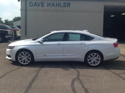 2018 Chevrolet Impala for sale in Webster, SD