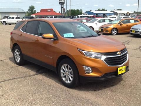 2018 Chevrolet Equinox for sale in Webster, SD