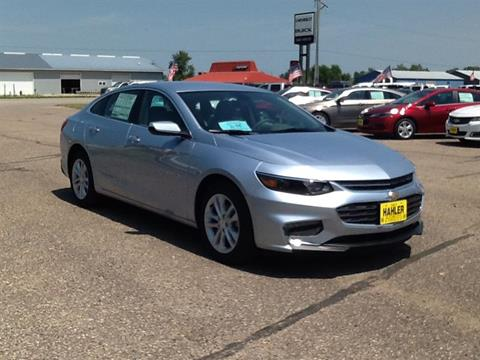 2018 Chevrolet Malibu for sale in Webster, SD