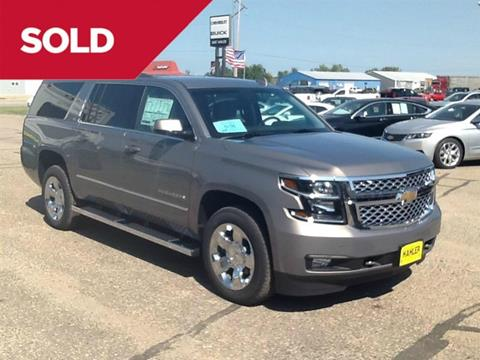 2017 Chevrolet Suburban for sale in Webster, SD