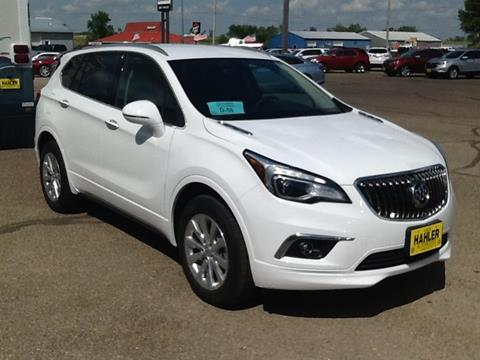 2017 Buick Envision for sale in Webster, SD