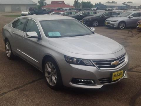 2017 Chevrolet Impala for sale in Webster, SD