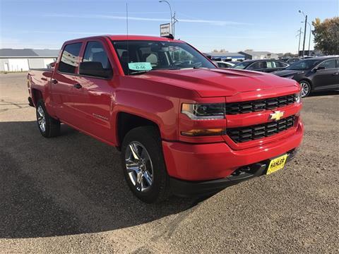 2018 Chevrolet Silverado 1500 for sale in Webster, SD